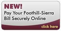 Foothill-Sierra Pest Control Online Bill Pay